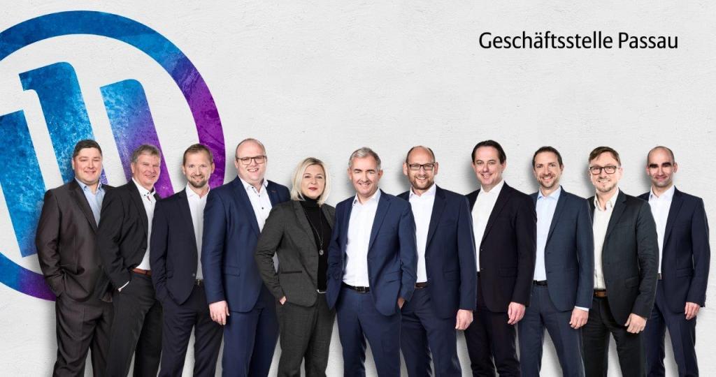 Führungskreis der Geschäftsstelle Passau