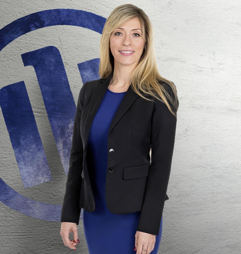 Alesandra Smiljanic - Orga-Referentin