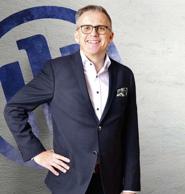 Timo Gampert - Leiter Vertrieb Genossenschaftsbanken
