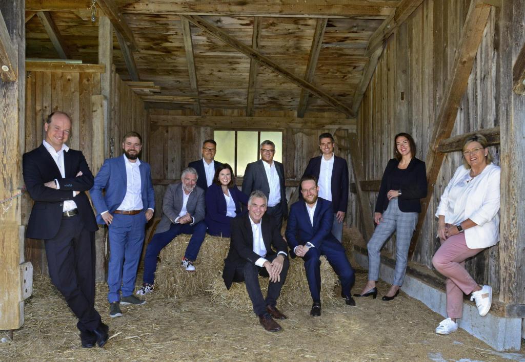 Führungskräfte der GS Weilheim