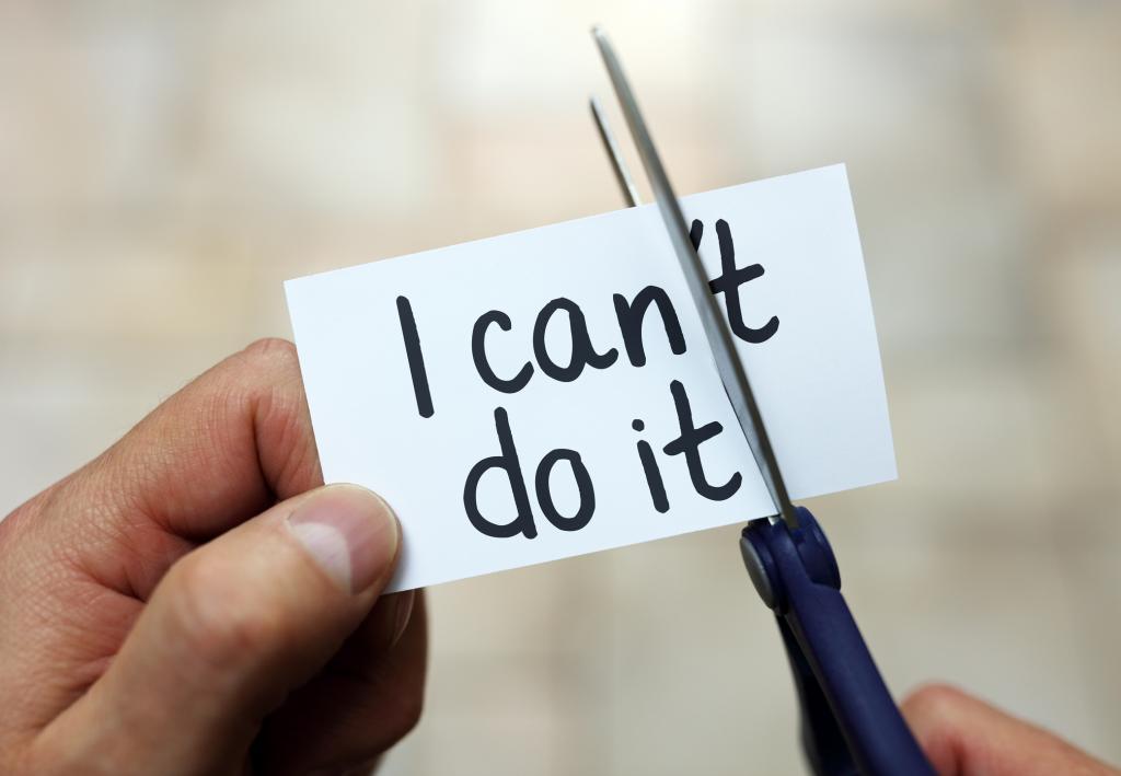 ich kann es