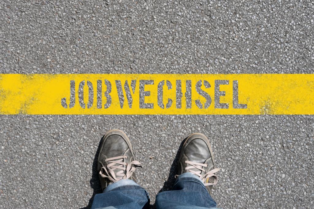 Jobwechsel