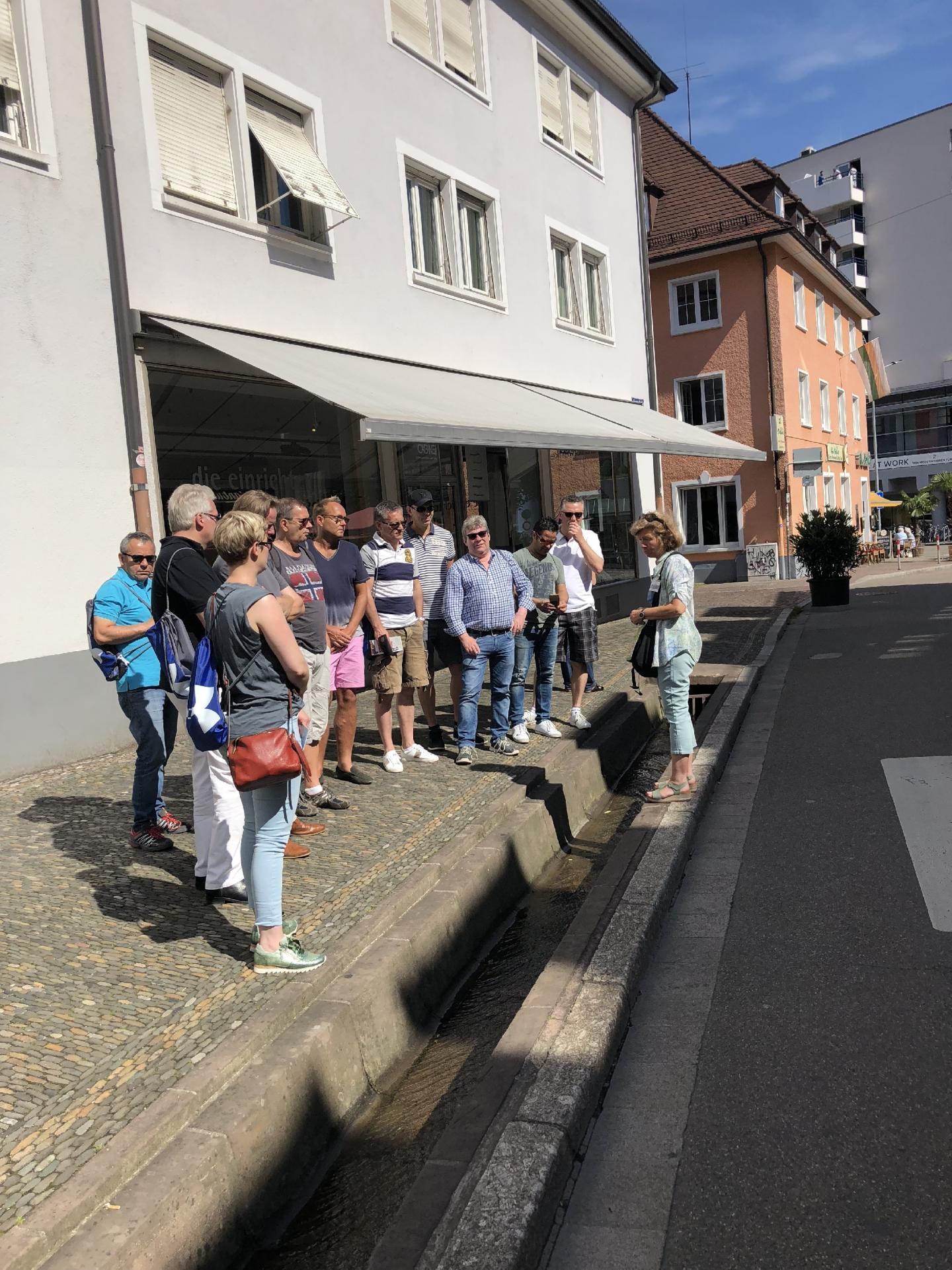 Stadtführung Freiburg