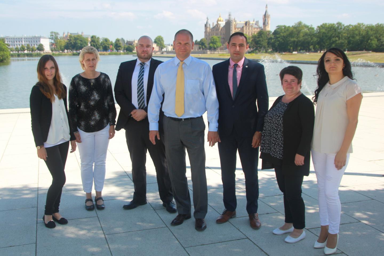 Allianz Versicherung - Ausbildungsstart in Schwerin im Juli 2018