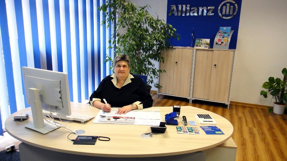 Büroleiterin Kerstin Stephan