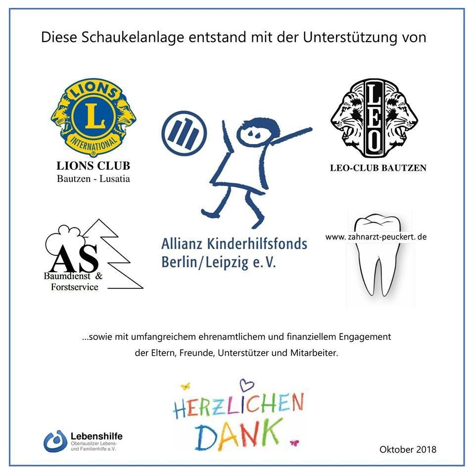 Allianz @Kinderhaus Sonnenschein