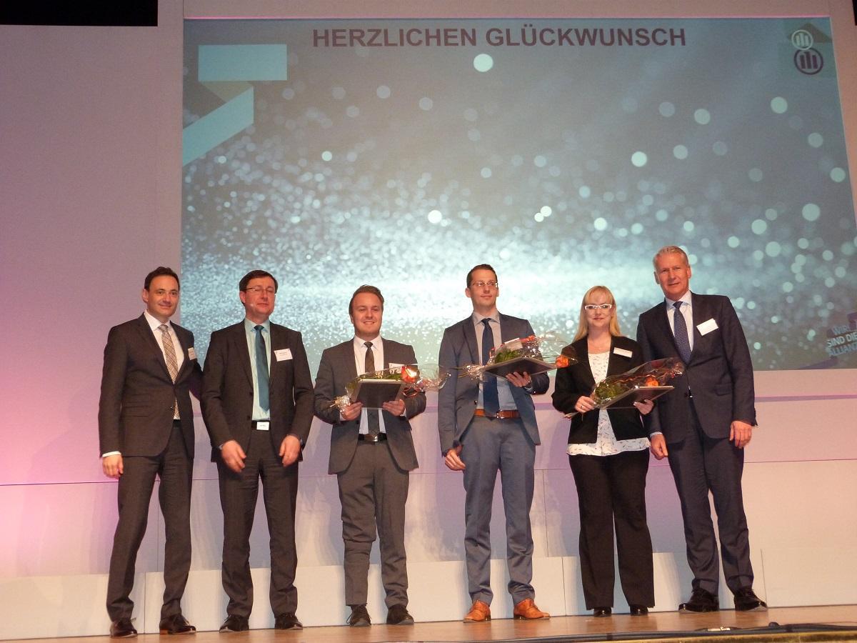 Die Gewinner des Sigerclub 2018