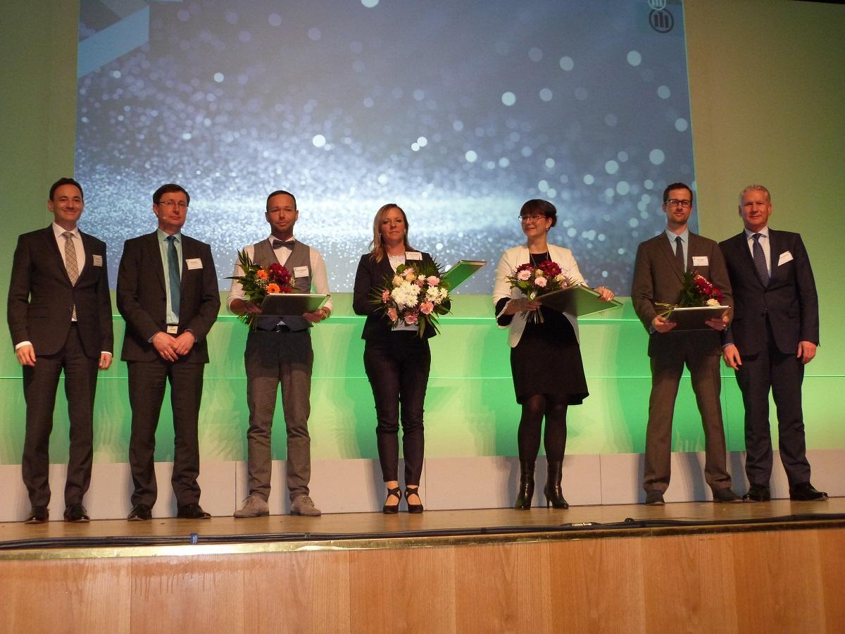 Die neuen Generalvertreter und Generalvertreterinnen der Geschäftsstelle Zwickau