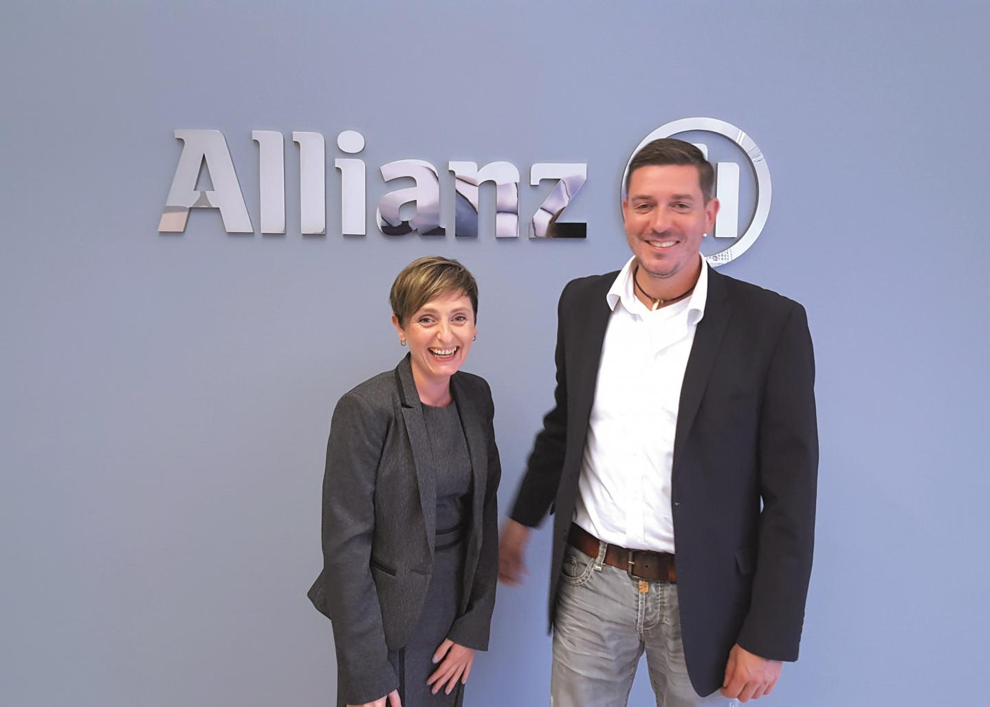 Allianz Team Normann Ruß in Bad Doberan