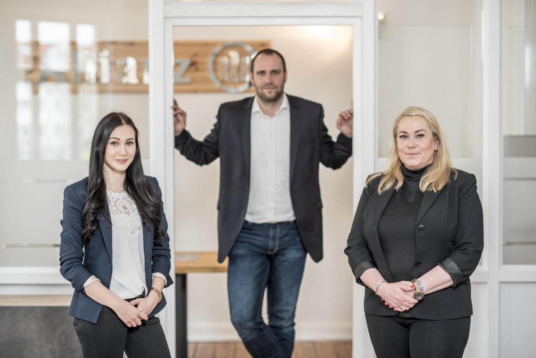 Team der Allianz Hauptvertretung Ingo Heinze aus Schwerin