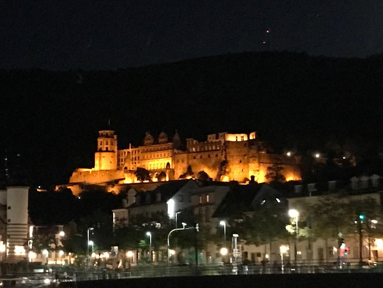 Heiderlberger Schloss