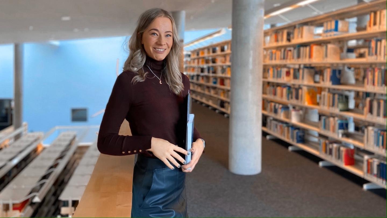Jasmina Buljubasic Erfurt Allianz FH Uni Student