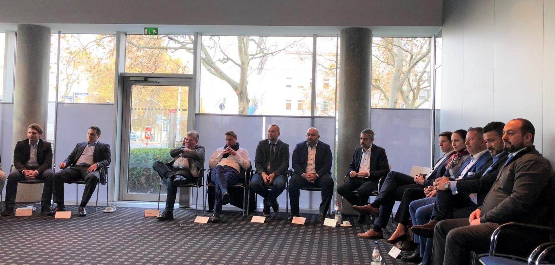 Vertretergruppe der GS Frankfurt