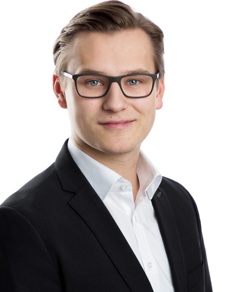 Matthias Ahrens im Berufsleben