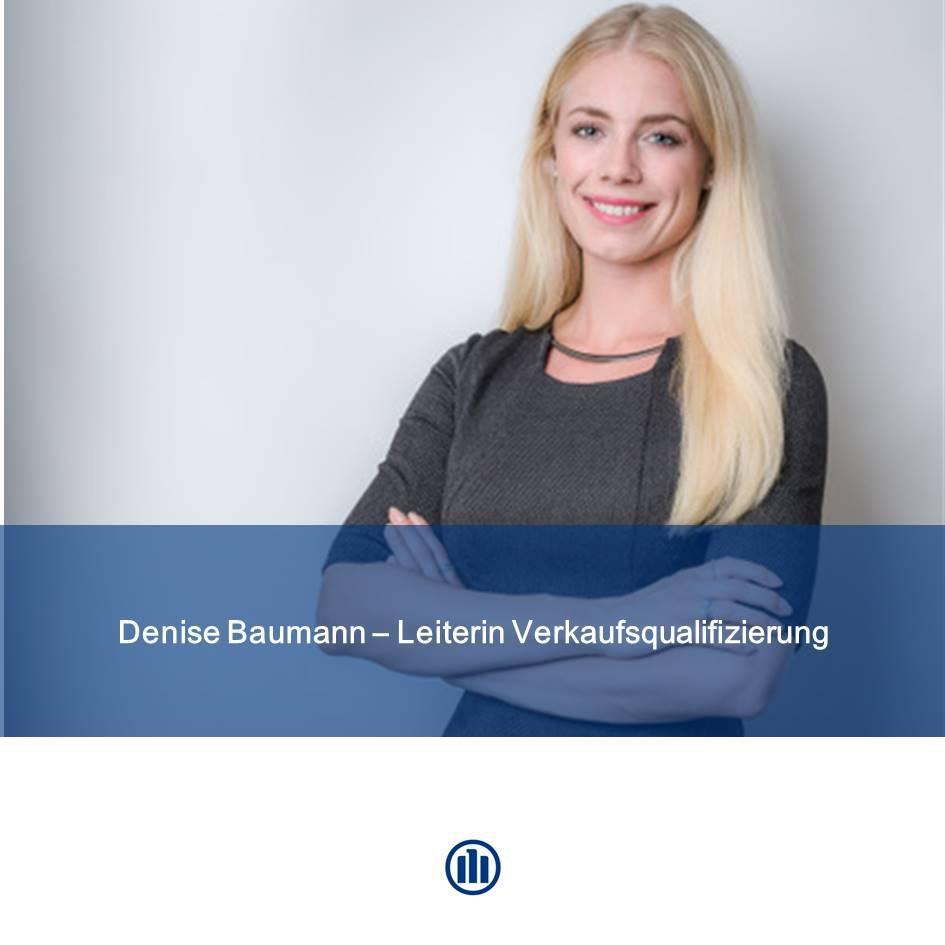 Denise Baumann