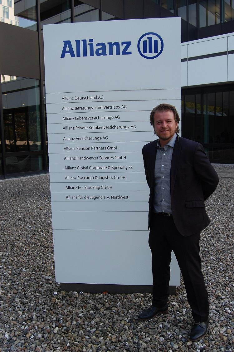 Jens Neumann - Allianz