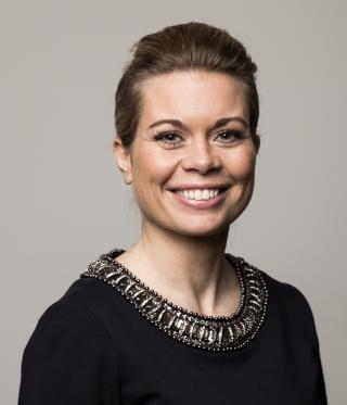 Marlene Plattig, Leiterin Expertenprogramm & Duale Studenten Spezialvertrieb