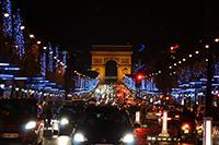 Neujahr in Frankreich